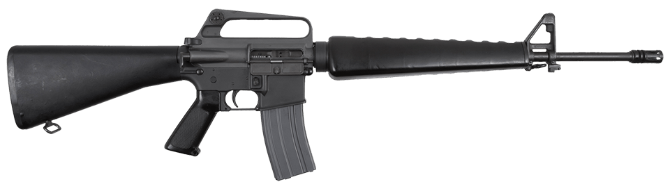 m16 assault rifle ban facts